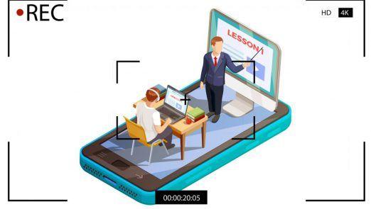 وبلاگ   ویپادی   برگزاری وبینار   آموزش آنلاین